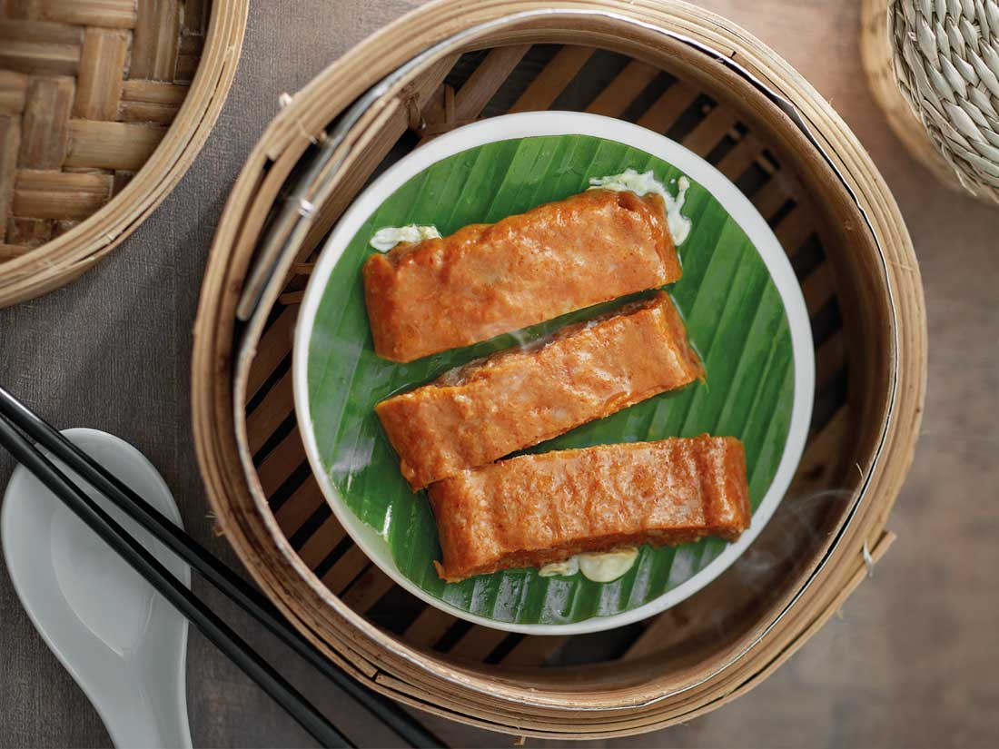 Steamed Homemade Otak-Otak