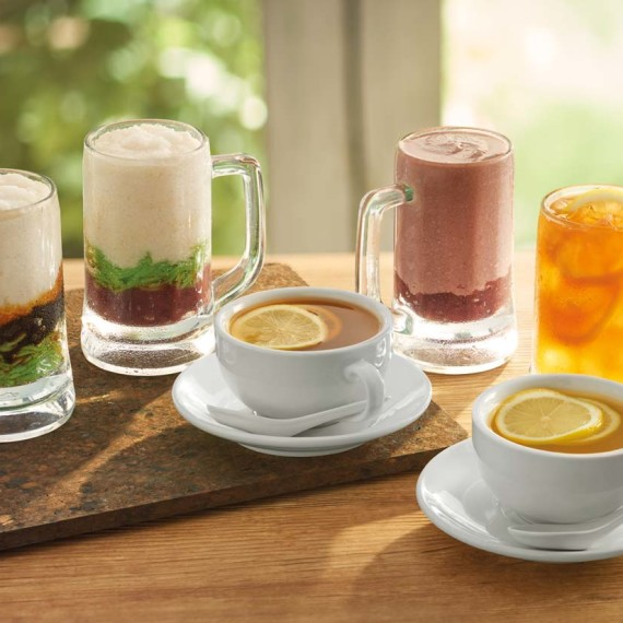 Lemon, Red Bean & Soya Series