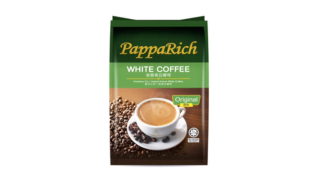 5-White Coffee Original 3-in-1