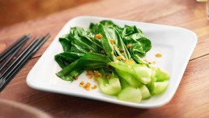 Stir Fried Small Pak Choy