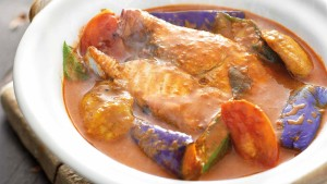 Curry Fish Fillet (Mackerel Fish)