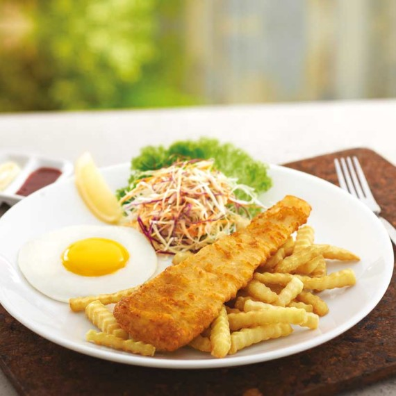 Pappa Fish And Chips