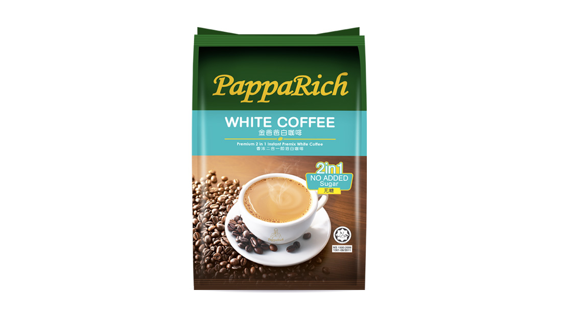 6-White Coffee 2-in-1
