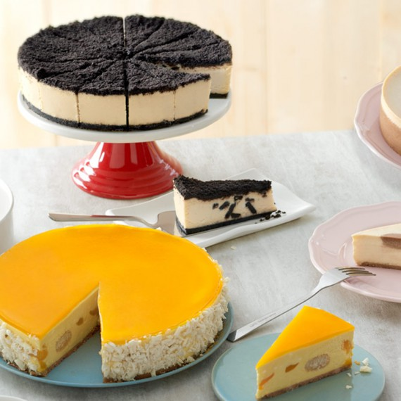 Cat & The Fiddle Cheesecakes